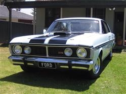Keeping an SA icon alive Ford Fairmont GT