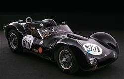 Maserati Tipo 61 Birdcage achieves auction record