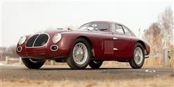 Auctioned Alfa Romeo is star of the show