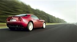 Win an Alfa weekend driving the 8C, Giulietta and 159