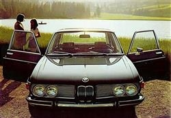 BMWs for a BMW advert