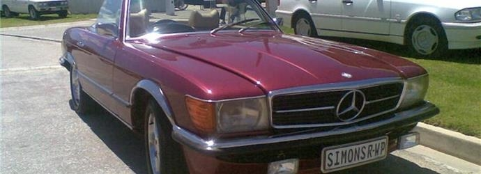 Mercedes-Benz SL450