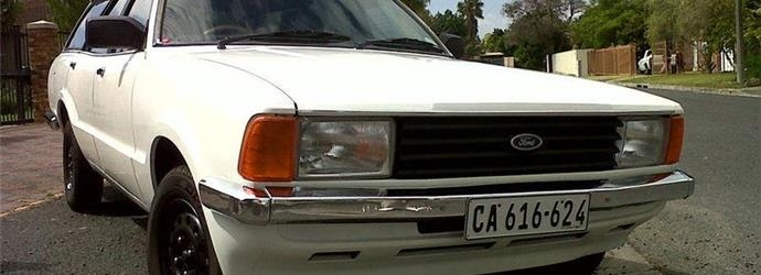 Ford Cortina Mark5