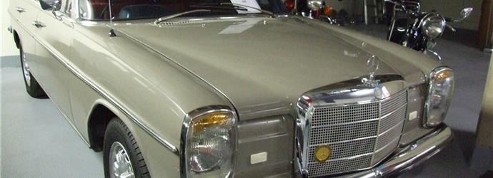 Mercedes-Benz 220 4 Cyl 115