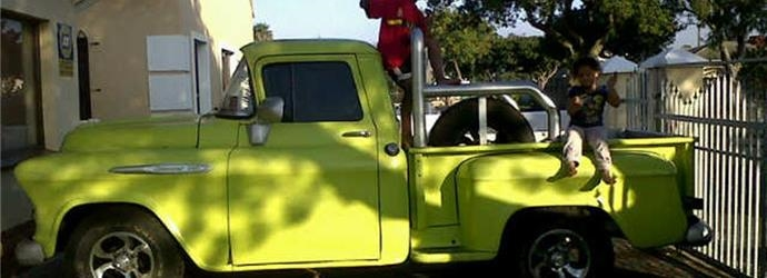 1956 Chevrolet 3100 Pick up