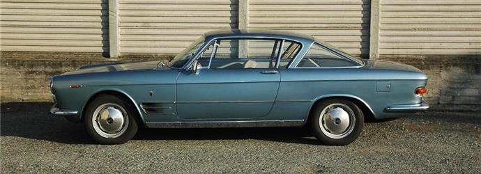 1962 Fiat 2300 S Coupe