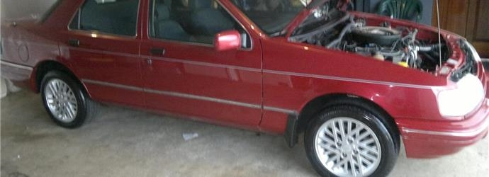1992 Ford Sapphire